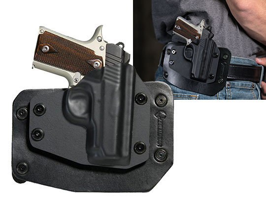 Kimber Micro 9 Outside the Waistband Hybrid Holster