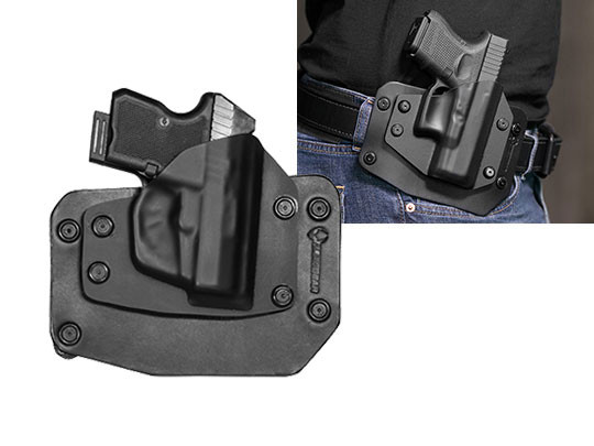 Outside the Waistband Holster for Magnum Research Micro Desert Eagle