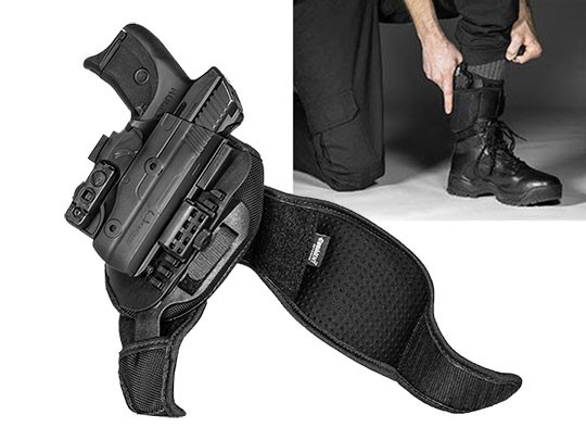 Ruger LC9s ShapeShift Ankle Holster
