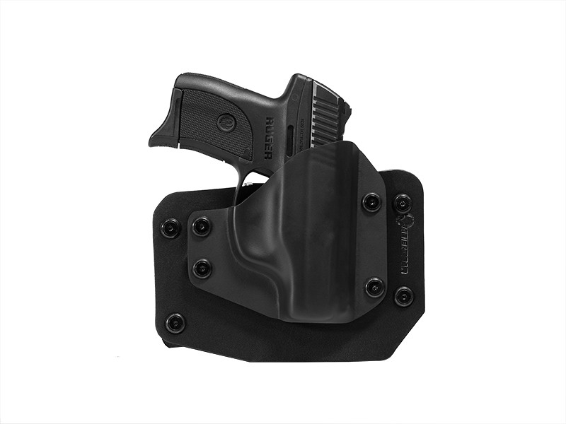 Ruger LC9s Outside the Waistband Holster