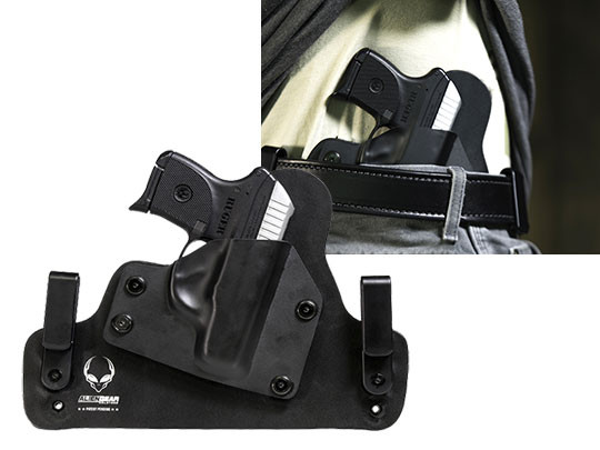 Hybrid Leather Ruger LCP Holster