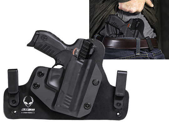 Ruger SR22 Inside the Waistband Hybrid holster