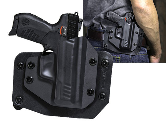 Good Ruger SR22 OWB Holster