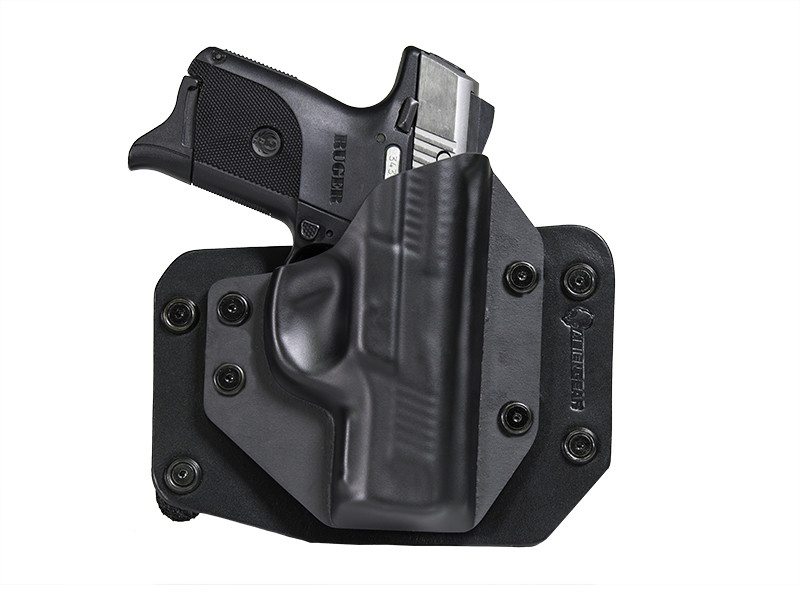 Ruger SR40c Cloak Slide OWB Holster (Outside the Waistband)