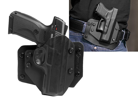 Ruger SR45 Outside the Waistband Holster