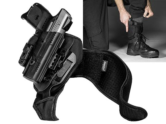 Ruger SR9c ShapeShift Ankle Holster