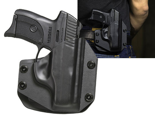 Best OWB Paddle Holster for the Ruger LC9