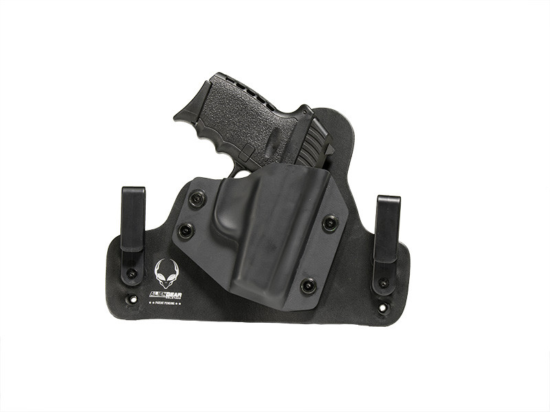 Black Leather Hybrid SCCY CPX-2 Holster
