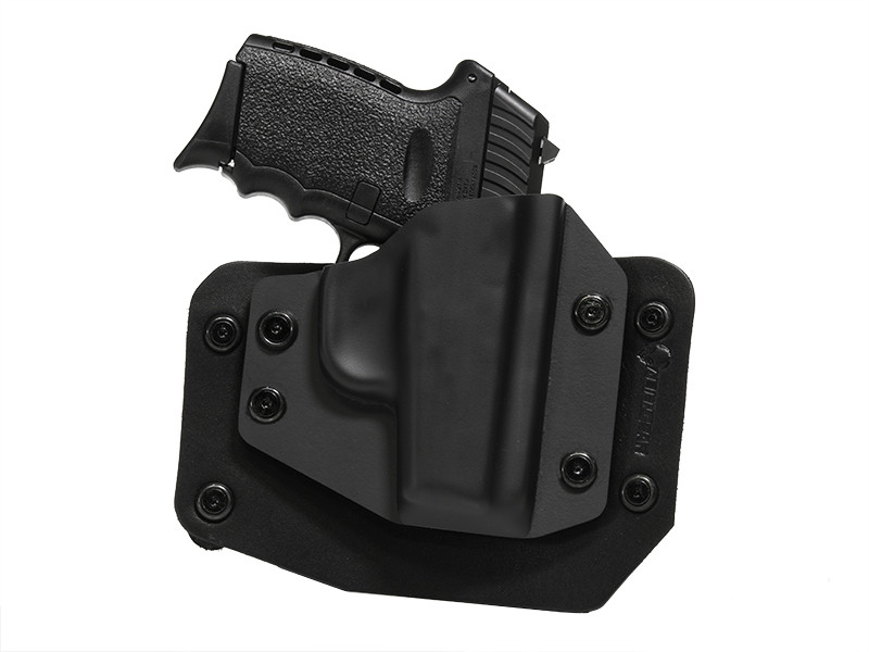 SCCY CPX-2 Cloak Slide OWB Holster (Outside the Waistband)