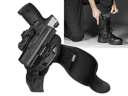SD40 VE ShapeShift Ankle Holster
