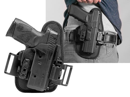 belt slide owb holster for the taurus pt111 g2