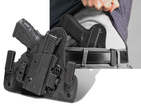 best springfield xd mod 2 inside the waistband holster