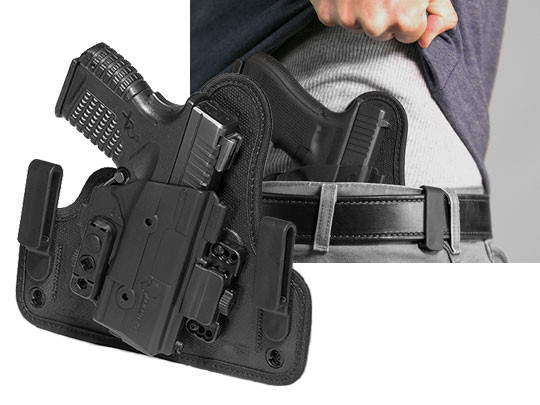 Springfield XDs 3 3 IWB Holster - ShapeShift | Alien Gear Holsters