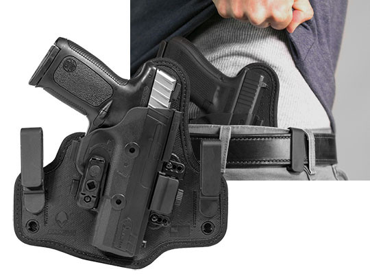 shapeshift iwb holster for sd40ve