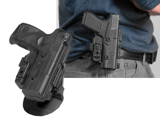 shapeshift taurus pt140 paddle holster
