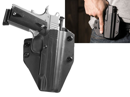 Paddle Holster OWB Carry for Sig 5 inch 1911