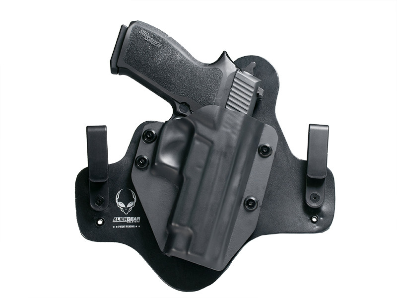 Leather Hybrid Sig P220 Holster