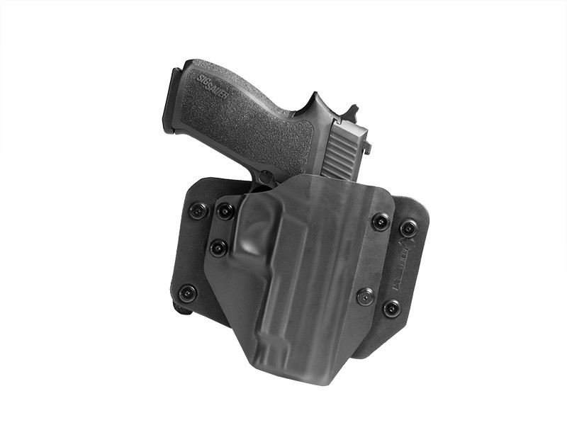 Sig P220 Outside the Waistband Holster