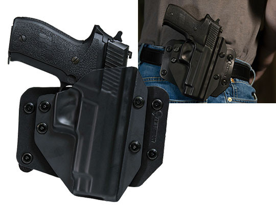 Good Sig P226r Railed OWB Holster