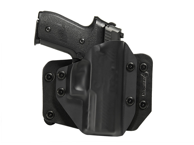 Sig P229 Cloak Slide OWB Holster (Outside the Waistband)