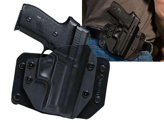 Good Sig P229r Railed OWB Holster
