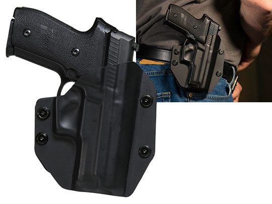 Paddle Holster OWB Carry for P229r Railed