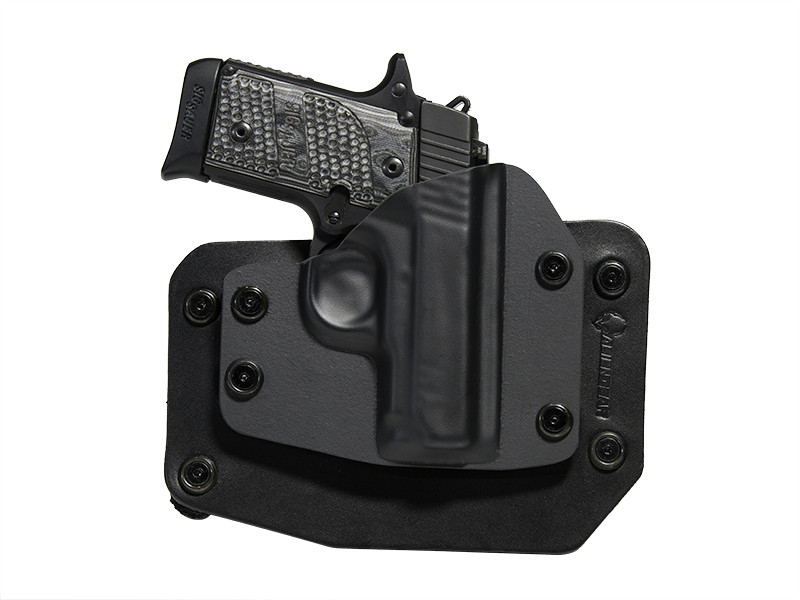 Sig P238 Cloak Slide OWB Holster (Outside the Waistband)