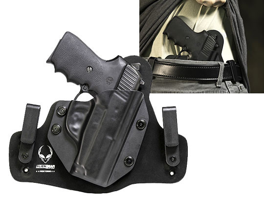 Hybrid Leather Sig P239 Holster
