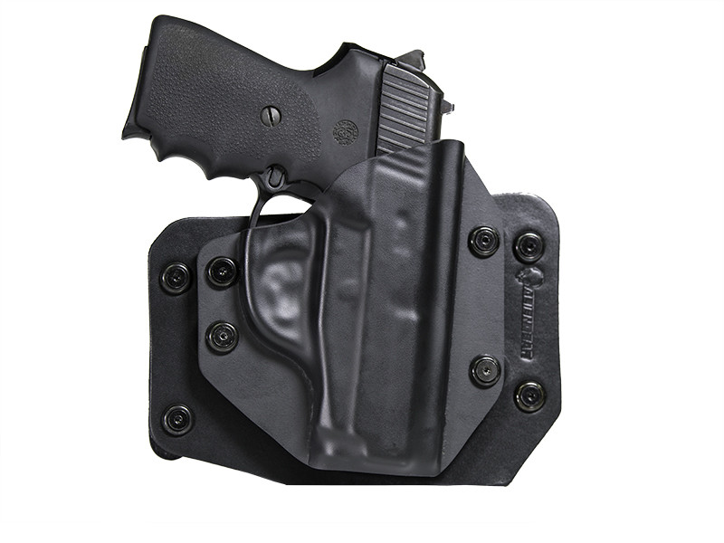 Sig P239 Cloak Slide OWB Holster (Outside the Waistband)