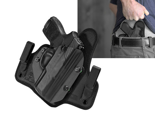 Sig P320 Subcompact 9mm/40cal Cloak Tuck 3 5 IWB Holster (Inside the  Waistband)
