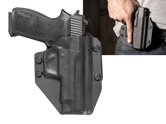 Paddle Holster for Sig P220 Carry/Compact