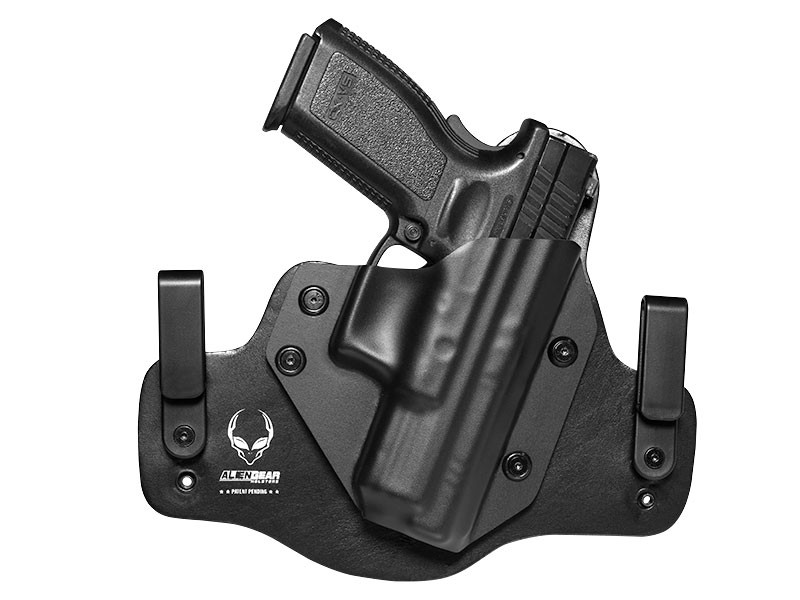 Springfield XD 4 inch barrel Cloak Tuck IWB Holster (Inside the Waistband)