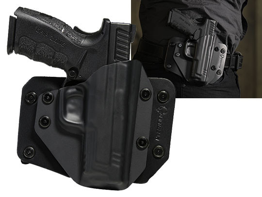 Good Springfield XD Mod.2 4 inch Service Model OWB Holster