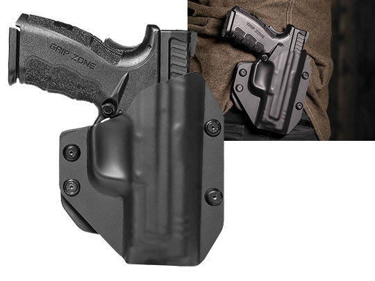 Paddle Holster OWB Carry with XD Mod 2 4 inch
