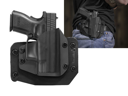Good Springfield XD Subcompact 3 inch barrel OWB Holster