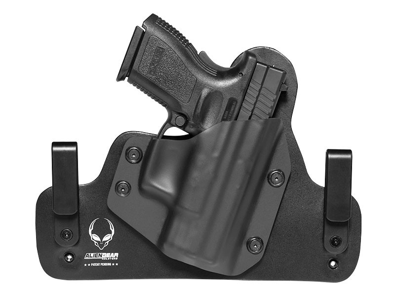 Springfield XD Subcompact 3 inch barrel Cloak Tuck IWB Holster (Inside the Waistband)
