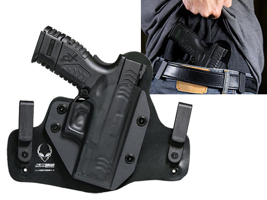 Hybrid Leather Springfield XDM 3.8 Holster