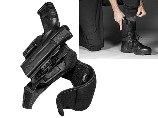 Springfield XDm 3.8 ShapeShift Ankle Holster