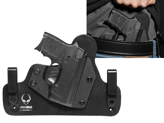 Bodyguard 380 Leather Hybrid IWB Holster