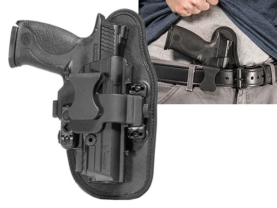 S&W M&P40 4.25 inch barrel ShapeShift Appendix Carry Holster