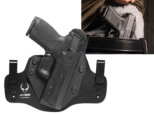 S&W M&P40 2.0 4.25 inch Cloak Tuck IWB Holster (Inside the Waistband)