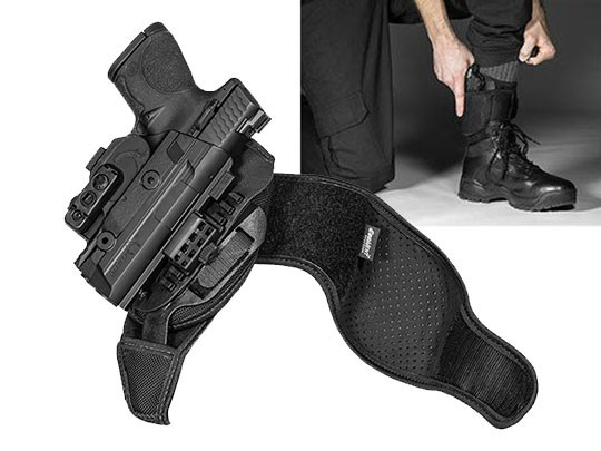 S&W M&P .40 Compact ShapeShift Ankle Holster