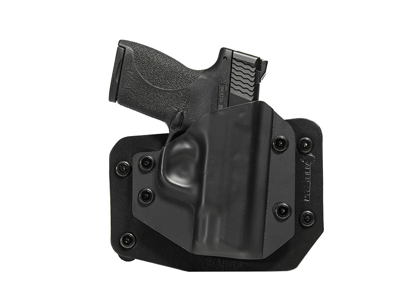 S&W M&P Shield 45 Caliber Outside the Waistband Holster