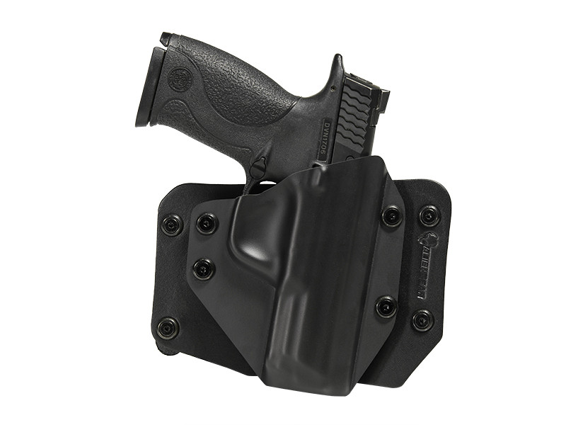 S&W M&P9 4.25 inch barrel Cloak Slide OWB Holster (Outside the Waistband)