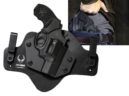 Hybrid Leather Taurus 85 Revolver Holster