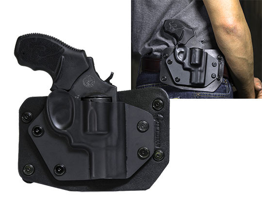 Taurus 85 Revolver Outside the Waistband Holster