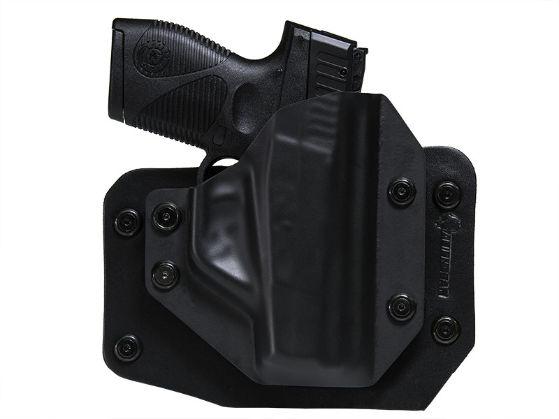 Taurus PT709 Slim Cloak Slide OWB Holster (Outside the Waistband)