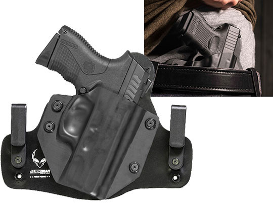 Taurus PT840 Compact Cloak Tuck IWB Holster (Inside the Waistband)