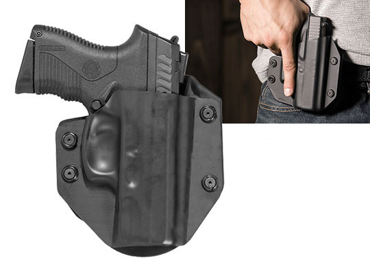 Paddle Holster for Taurus PT840 Compact