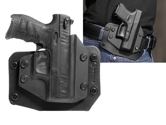 Walther P22 Cloak Slide OWB Holster (Outside the Waistband)